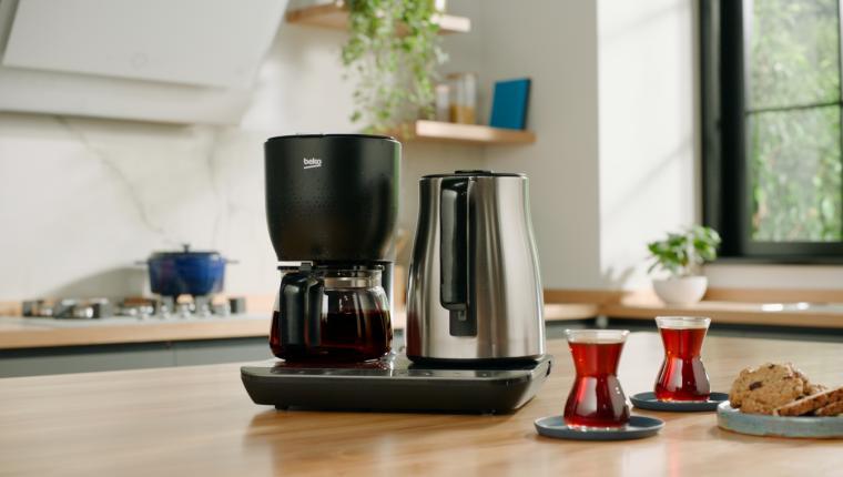 Beko Dem Otomatik Çay Makinesi ile Çaylar Her Dem Taze