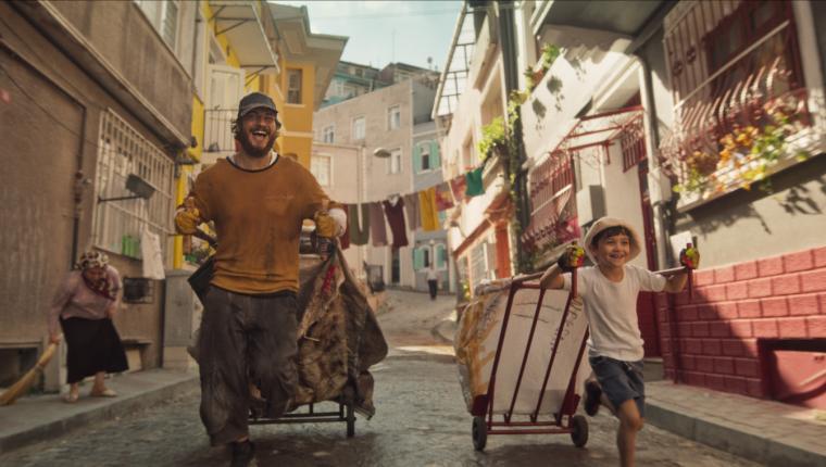 Çağatay Ulusoy'dan Yeni Film