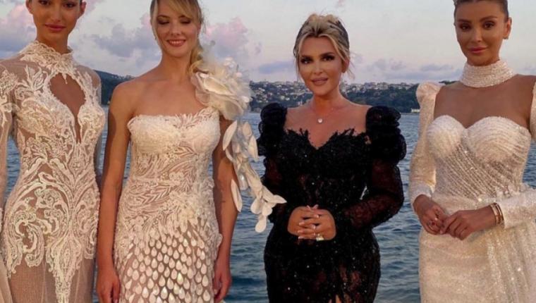 Cinderella Gelinlik Fashion Show