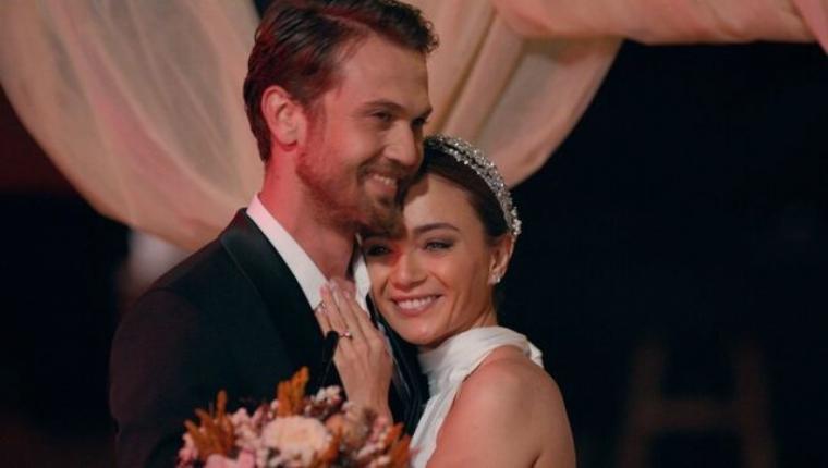 Çukur Dizisi'nde Yamaç ve Efsun Evleniyor