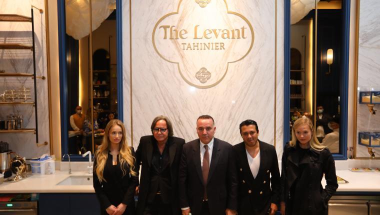 The Levant Tahin Butik Ünlü Milyaderlerin Katılımıyla Açıldı