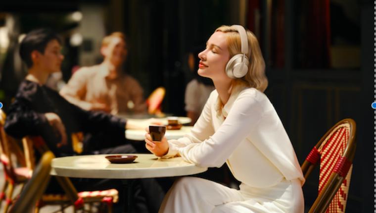 Gramofondan İlham Alan Kulaklık: HUAWEI FreeBuds Studio