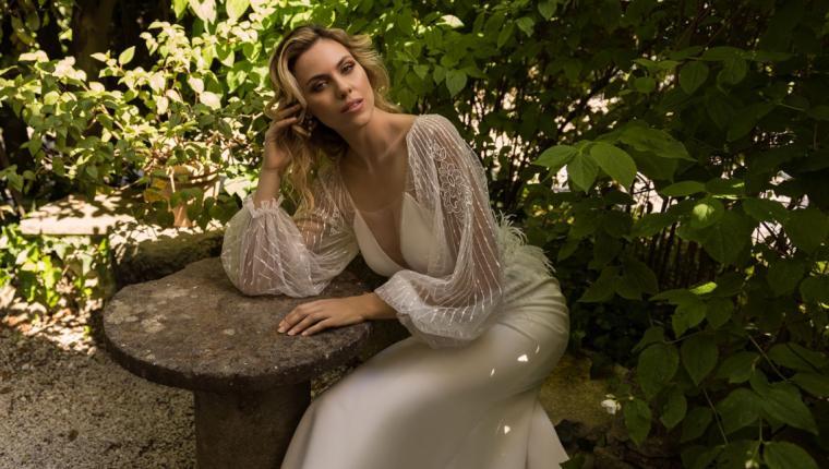 Jillian 2022 'Gizli Bahçe' Gelinlik Koleksiyonu
