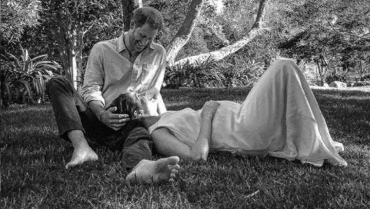 Meghan Markle ile Prens Harry'den  bebek müjdesi.