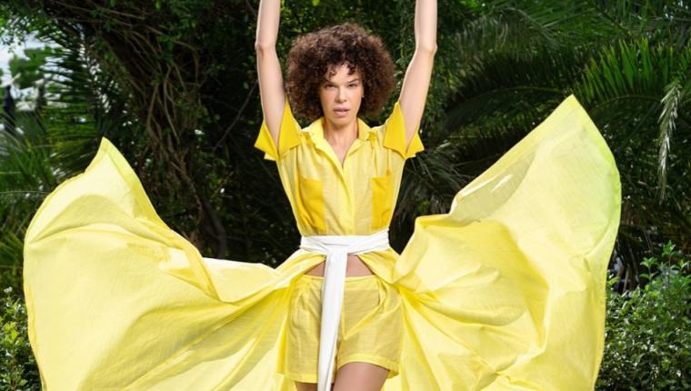 "NEJ, 22 İlkbahar/Yaz ""Hafıza- Recall"" Koleksiyonu'nu Fashion Week Istanbul'da Sundu"