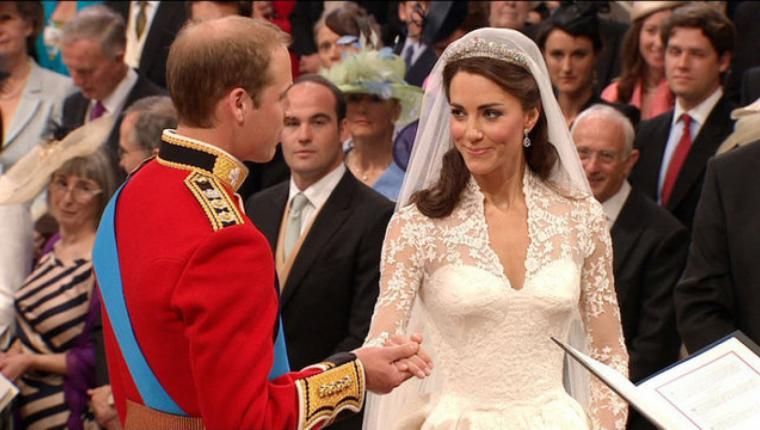 Prens William ve Kate Middleton'dan 10. Yıl Kutlaması