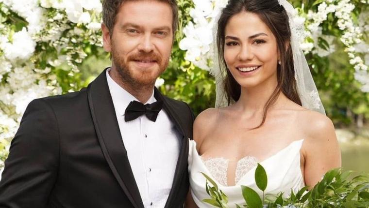 Sevilen Dizinin Finalinde Zeynep ve Barış Evleniyor!